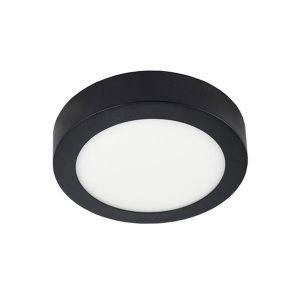 LED 12w-Round-BK Azora Ceiling Light