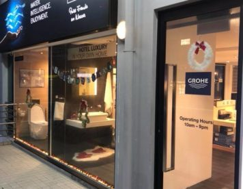 Grohe Concept Store