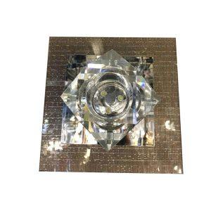 1086-1L-LED3W Azora Crystal Light