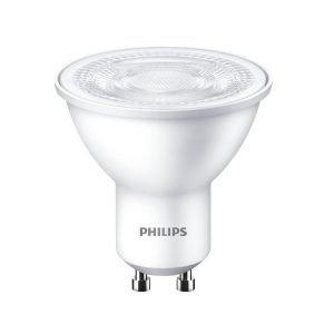 Philips Essential LED 4.7W GU10 Light Bulb