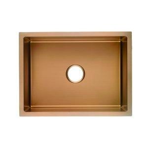 Flavio FL-6045RG Rose Gold Kitchen Sink