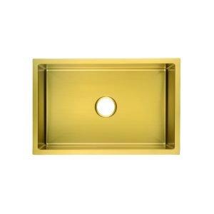 Flavio FL-6845G Gold Kitchen Sink