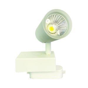 LP 6002 – ( 20W ) WH LED Track Holder Warm White Only