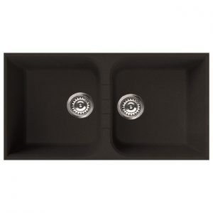 Rubine Kitchen Sink MEQ 820-82U