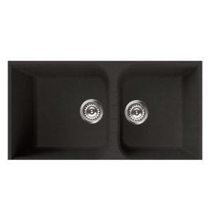 Rubine Kitchen Sink MEQ 860-86U