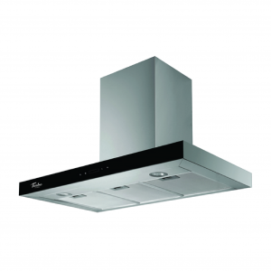 Turbo TAE91-SS 90cm Chimney Hood with Touch Control