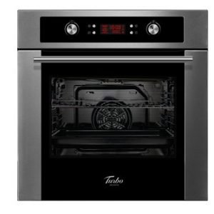 Turbo TFM 8628 8 Functions Multi-function Oven with Electric Programmer