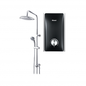 Rinnai A Series Instant Heater with Rainshower