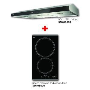 ( Package 2 ) Hafele Domino Induction Bundle Deal