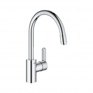 32126004 Grohe Eurostyle Cosmopolitan Chrome with Pull-Out Mousseur