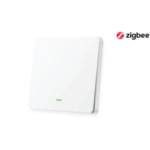 Sparkx Zigbee Switch Panel - White Plastic ( no n-line )