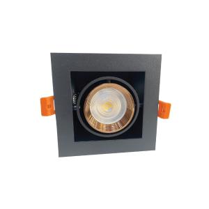 DL101-1L GU10 LED Spotlight