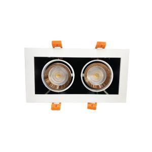 DL102-2L GU10 LED Spotlight