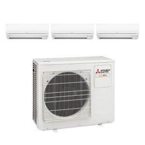 MITSUBISHI SYSTEM 3 Aircon MXY-3G28VA2+2xMSXY-FN10VE+MSXY-FN24VE