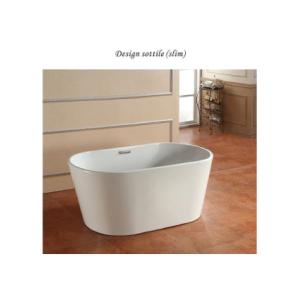 Nobel NST-010 Free Standing Bathtub ( Slim )
