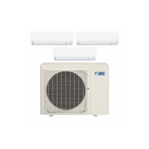 DAIKIN SYSTEM 3 Aircon MKS80TVMG+2x CTKS25TVMG+CTKS71TVMG