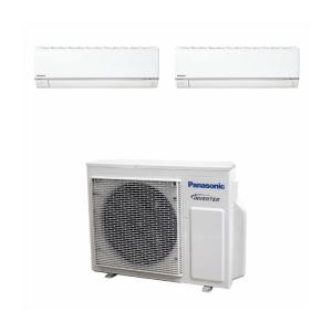Panasonic SYSTEM 2 Aircon CU-2XS20UKZ+CS-MXS9UKZ+CS-MXS12UKZ