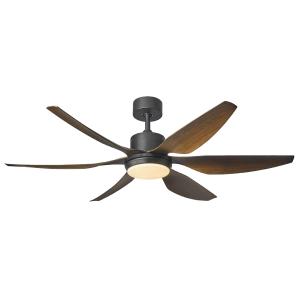 Fanco HELI 56′ DC Ceiling Fan with LED Light