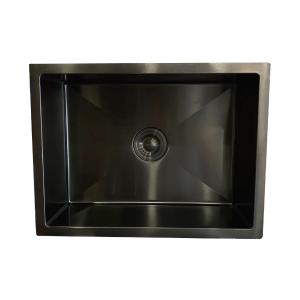 Flavio FL-6045BK Black Kitchen Sink